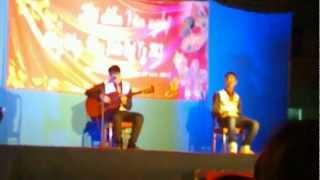 Đón Xuân (Guitar)_10TTIN (Mừng Đảng Mừng Xuân 2013)