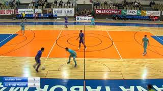 VIDEORESUMEN | Movistar Inter 4 - Brezje Maribor 1