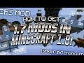 How to Get Minecraft 1.7 PvP Mods IN 1.8 🔥  (Hypixel)