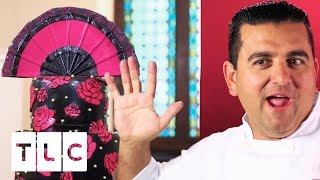 Buddy Shows off his Flamenco Moves | Cake Boss, Season 9