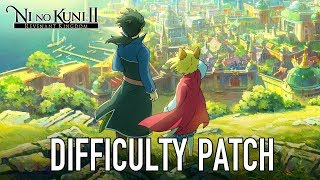 Ni no Kuni II: Revenant Kingdom - PS4/PC - Difficulty Patch