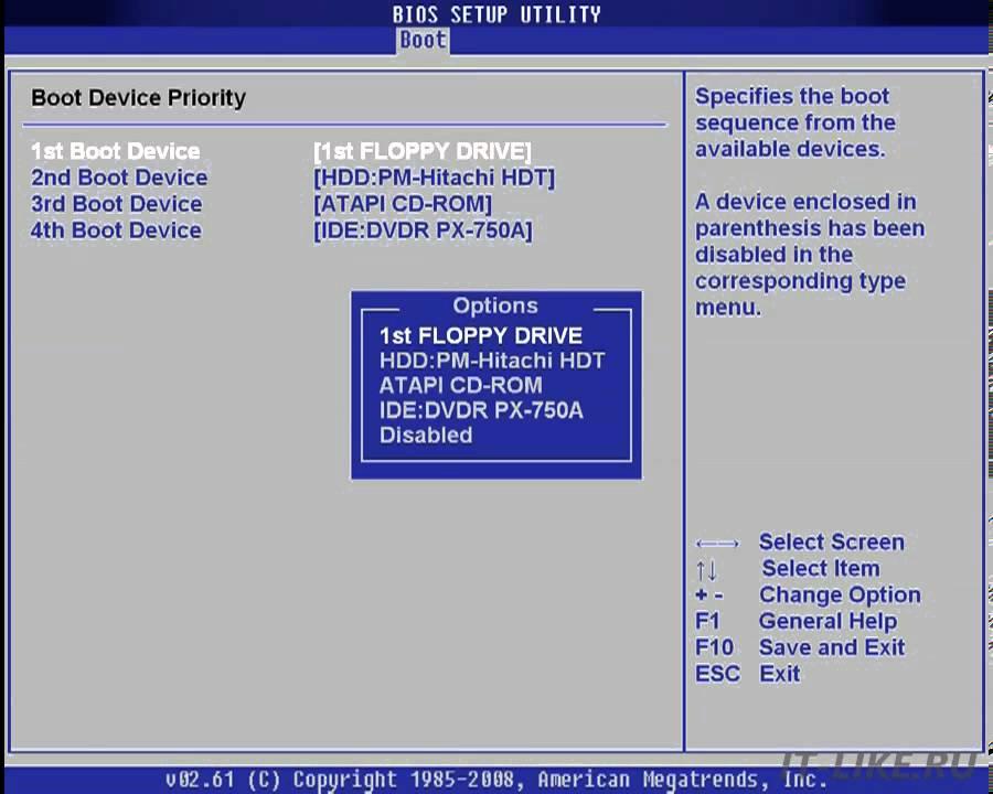 Расположение в бот меню на ноутбуке чтоб запустить сд привод фото 146-815