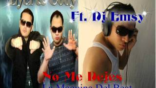 No Me Dejes -  Eyci And Cody Ft  Dj Emsy (Chile y El Salvador)