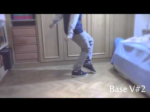 Dnb dance tutorial 2015 [Basic steps]