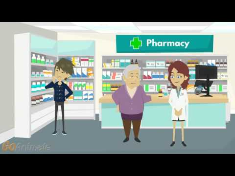 English for Pharmacy Generic and Brand Names