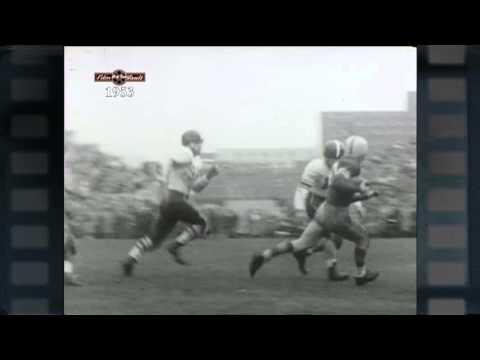 Big Ten Film Vault: 1953 Yearbook - Ohio State Season Recap