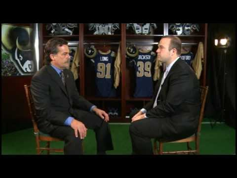 Exclusive Interview With Head Coach Jeff Fisher