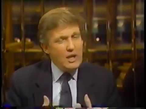 Trump 11th hour WNET  1989