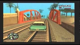 Vidéo détente : Grand Theft Auto [GTA] San Andreas (PS2)