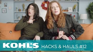 Get Ready To Conquer Black Friday At Kohl's | Hacks & Hauls | Kohl's
