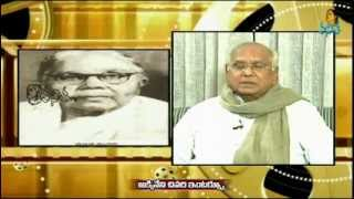 Akkineni Nageswara Rao Exclusive Interview || Part 1/4