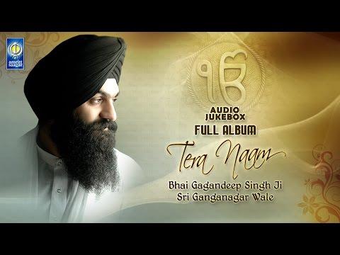 Jukebox | Bhai Gangadeep Singh Sri Ganganagar Wale | Tera Naam | Full Album | Amritt Saagar