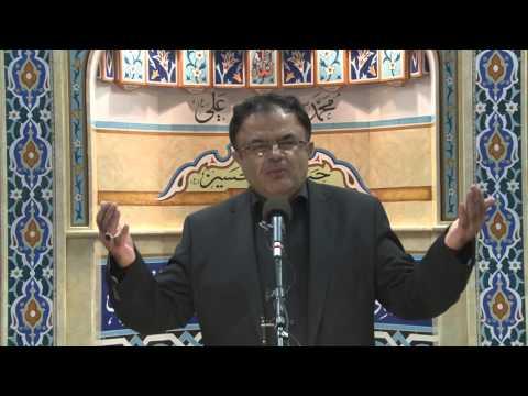 Muharram 2015/1437 Night 10 - Dr. Mehdi Taghiei [Farsi]