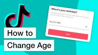 How to Change Your Age on Tiktok (2021) screenshot 5