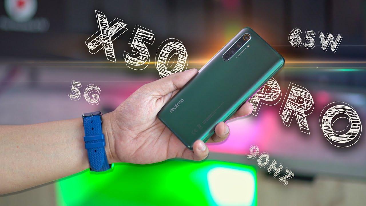 Realme X50 Pro 5G : ចំណាប់អារម្មណ៍របស់ខ្ញុំ !