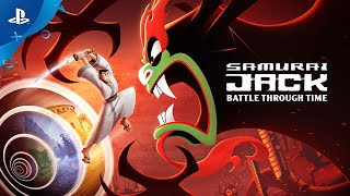 Samurai Jack: Battle Through Time - Announcement Trailer | PS4