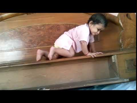 Funny Baby Falling Compilation 2018, Adorable Funny Baby Falling From Bed