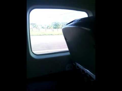 Flight to Guyana 1