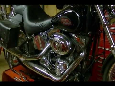 Oil Drain Plug >> Motorcycle Repair: How to Change the Transmission Oil ...