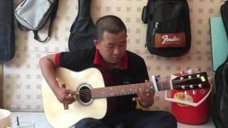 trách ai vô tình - test guitar 850.000d - 0906.391557