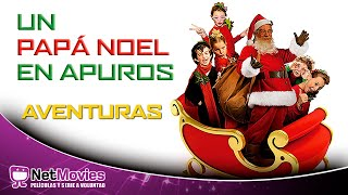 Un Papá Noel En Apuros - Película Completa Doblada - Película de Aventuras   NetMovies