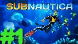 Subnautica Gameplay Walkthrough Part-01 PS4 Xbox One PC