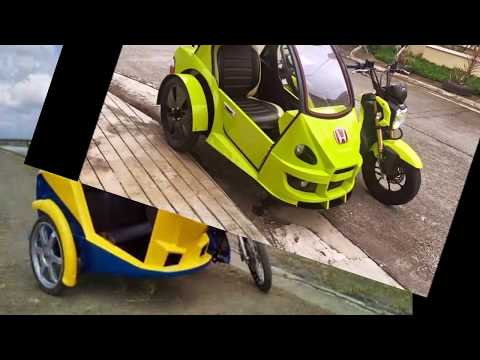 tmx with sidecar    assemble ayos lang simple    | FunnyCat TV