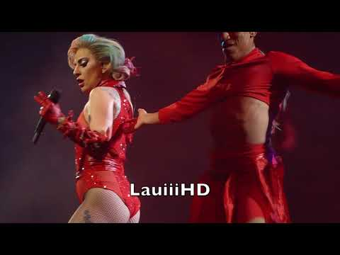 Lady Gaga - Dancin in Circles - Live in Barcelona, Spain 14.01.2018 FULL HD