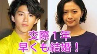 賀来賢人&榮倉奈々が結婚‼   幸せですw 俳優の賀来賢人(27)と女優の...
