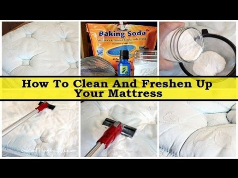 how-to-clean-a-mattress-with-baking-soda