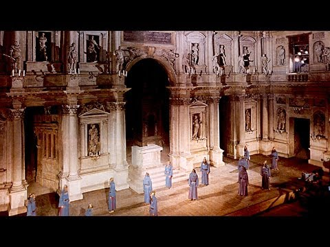 History of Theatre 5 - The Illusion Illustrated, Teatro Olimpico, Vicenza and Sabbioneta (Eng. Esp.)