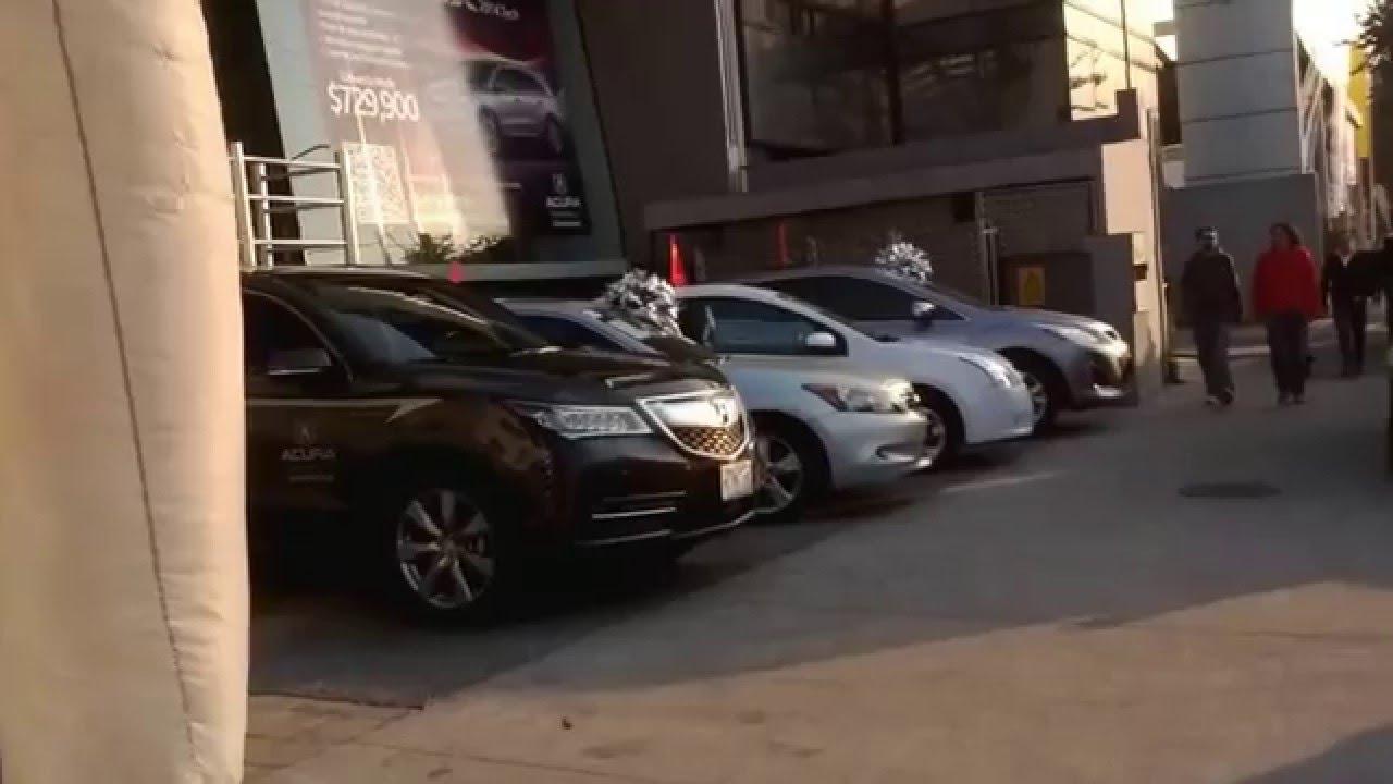 Acura Universidad, agencia de autos nuevos - YouTube on