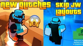 JAILBREAK GRINDING GLITCHES! *ROB MUSEUM SOLO* (Roblox)