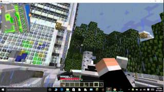 Minecraft City 10