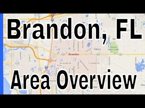Homes For Sale in Brandon FL - Brandon Overview by Lance Mohr - Tampa Realtor