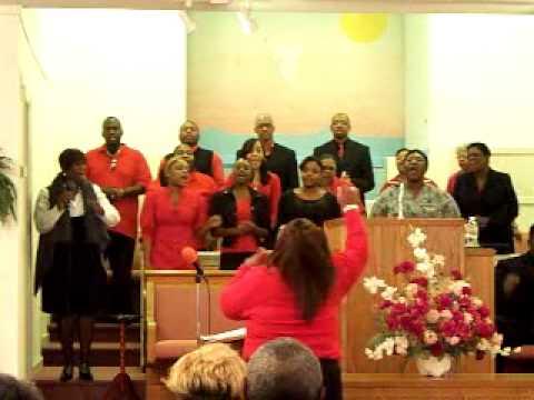 Call on the Name of Jesus East Trigg Mass Choir 11-29-10.mov