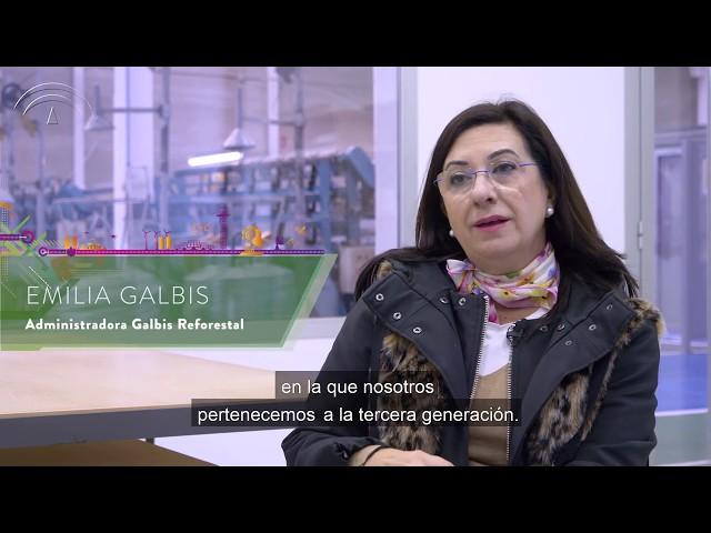 Galbis Reforestal, S.L. BUENAS PRÁCTICAS #FEDER