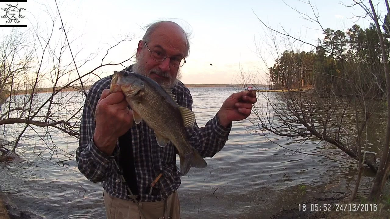 New seaforth fishing spot 20160324 youtube for Seaforth fish report
