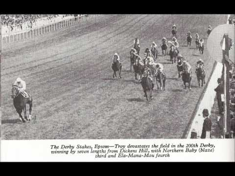 Troy wins 1979 Epsom Derby radio