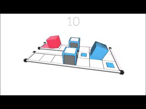 Cubot The Complexity Of Simplicity 100% Walkthrough