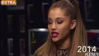 Ariana Grande s speaking Voice evolution 2010 2017