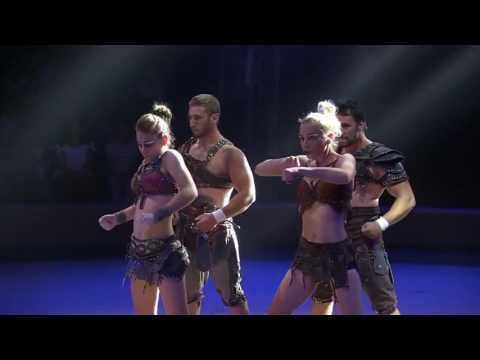 Acrobatic group act 0186 by Paruvintov Production