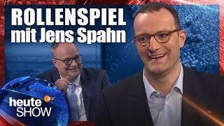 Rollenspiel – Jens Spahn zeigt seine sensible Seite