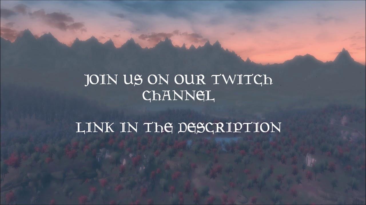 Beyond Skyrim Cross Province Stream Announcement