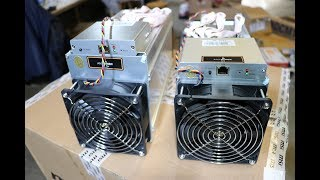 Ho To mine Litecoin | Review L3+ miner | Litecoin mining tutorial!!!
