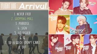 GOT7(갓세븐) - FLIGHT LOG : ARRIVAL 6TH MINI ALBUM [FULL ALBUM]