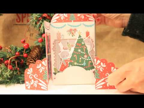 Holiday Hearth - MoMA (Museum of Modern Art) Christmas cards