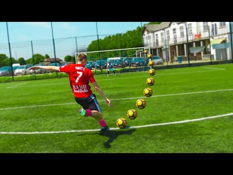WEIGHTED PENALTY FOOTBALL ASSAULT COURSE