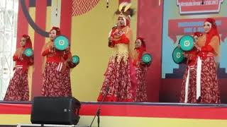 Rebana klasik qasidah lasqi di padang 2017