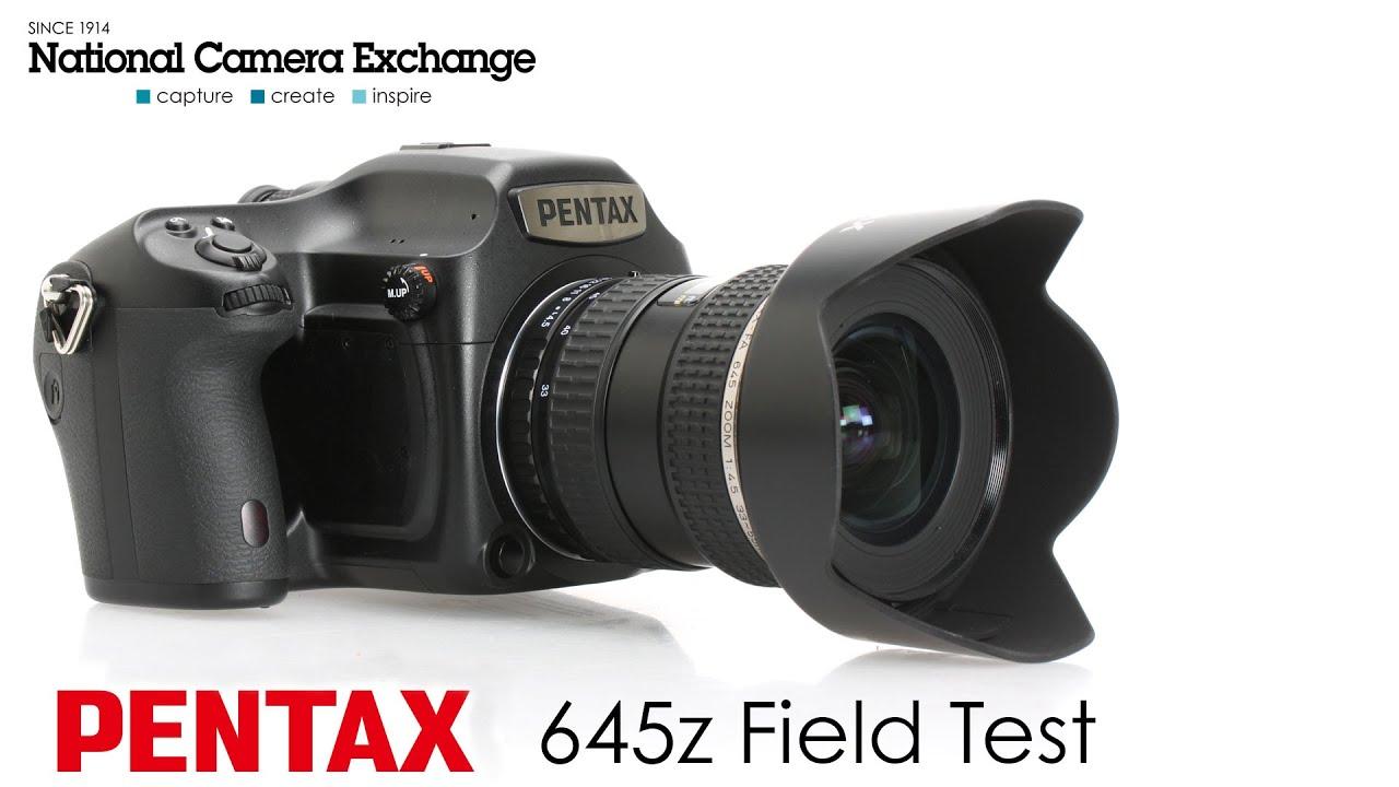 pentax 645z field test